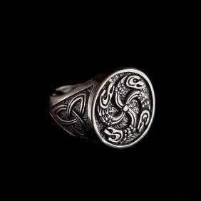 кольцо в виде змеи купить,славянский оберег змея