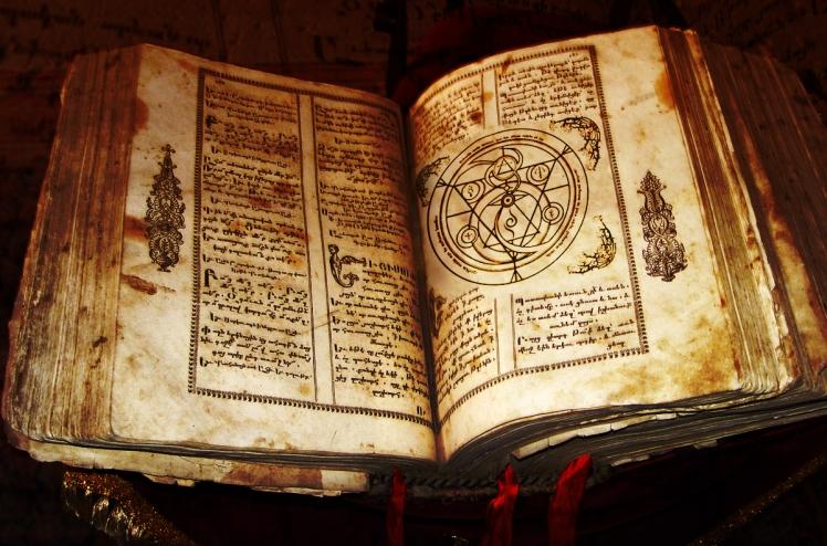 Магия алхимии,философский камень