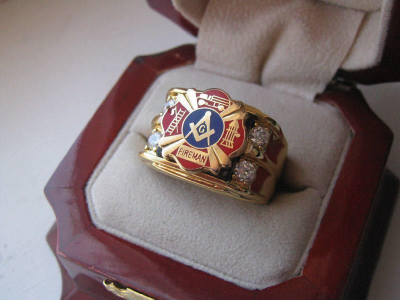 перстень масонов