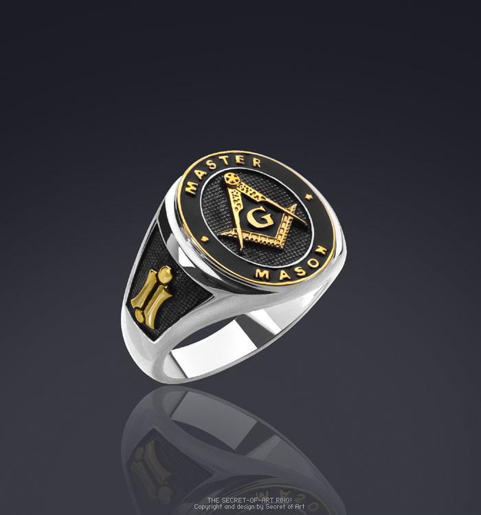 масонское кольцо геометрия