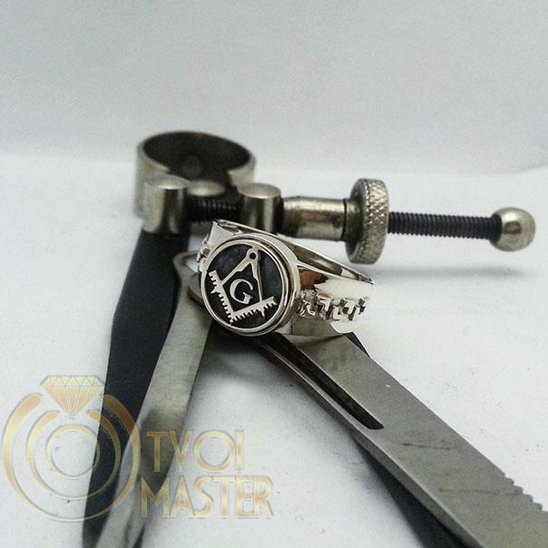 масонское кольцо купить,заказать масонскую печатку,тайное масонское кольцо