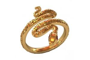 Змея в ювелирных украшениях