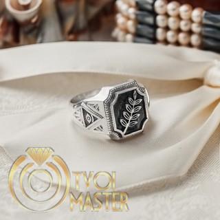 Символ масонов с листком
